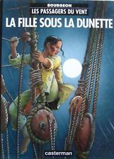I3 LA FILLE SOUS LA DUNETTE 1 - LES PASSAGERS DU VENT- BOURGEON-in FRANCESE 1994