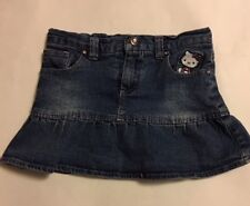 EUC>>Girls>>Skorts>>Hello Kitty>>Size 5>>Zipper Front>>Elastic Waist>>98% Cotton