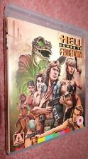 Hell Comes to Frogtown (1988) Rare Dual Format DVD & Blu-ray