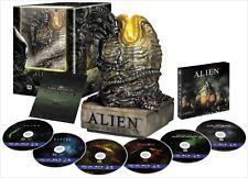 Aliens Anthology- Japanese original Collector's Box with Alien Egg Blu-ray NEW