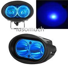 20W LED Spot Forklift Truck Blue Warning Lamp Safety Working Light 12V