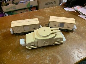 Lionel Modern - 214 Armored Motor Car Outfit LN OB plus Mint 11-70061 Car