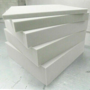 UPHOLSTERY FOAM HIGH DENSITY ANY THICKNESS ANY SIZE OFF CUT TO SIZE