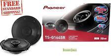 PAIR Pioneer TS-G1620F TS-G1645R 2-Way 6.5