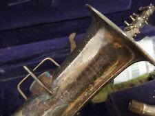 The Martin Handcraft Eb alto sax