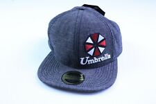 Umbrella Corporation Snapback Cap Resident Evil Zombie Bioworld Gaming