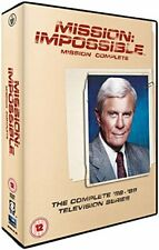 Mission Impossible - Mission Complete (The Complete TV Series) [DVD][Region 2]