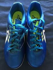 NEW, PIRMA Detonator, cleats-Style 566-Blue, Futbol, Football, Youth