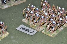 25mm biblical / egyptian - foundry archers 24 infantry - inf (10667)