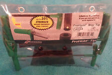 PHTTHX8 Bondhus ProHold Tip T Handle Torx Key Set 8 piece Star With Stand 74034