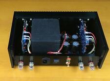Classic QUAD405 Clone Power amplifier Audio amp 100W+100W ONSEMI MJ15024  HL-174
