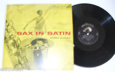 Sax In Satin - Bobby Dukoff 1950s LP Great Cover Nice See!