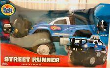 R/C Truck Radio Controlled Street Runner