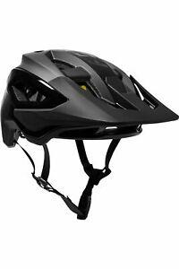 Fox Racing Speedframe Pro Helmet, Black, Medium