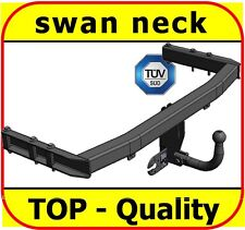 AUDI A4 2004-2008 B7 8H Estate Fixed Swan Neck Towbar with Electric Kit 7Pin