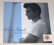 Album CD Promo 2 TITRES : Chris ISAAK - Somebody's crying - Change your mind