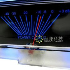 VU meter level meter Audio Volume Unit indicator Peak DB table Panel P-78*1PC