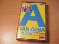 ABBA - A VAN ABBA - Tape/Cassette - Made in Holland - Polydor -