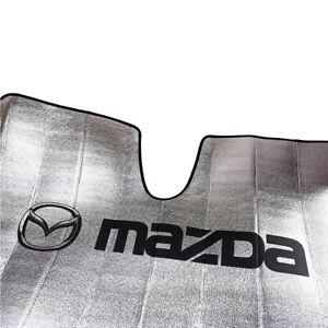New Genuine Mazda 3 NextGen BP Windscreen Sun Shade Screen Collapsible BP11ACCSS