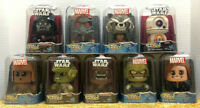 Mighty Muggs Star Wars & Marvel 3.75in. Face Changing Figure Hasbro ~You Choose~