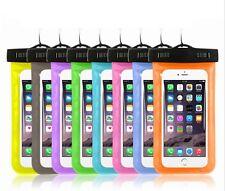 Multicolor Durable Ultra Safe iPhone 4,4S,5,5S,6,6S Plus Waterproof Bag