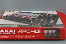 Akai APC40 MKII Ableton Performance Controller New!
