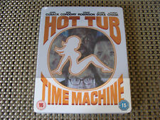 Blu Steel 4 U: Hot Tub Time Machine : Limited Edition Steelbook Sealed