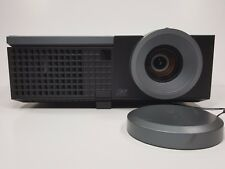 Dell 4310Wx Dlp Front Video Projector 3500 Lumens Hd 1080i w/Accessories