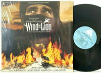 The Wind And The Lion in-shrink Original Movie Soundtrack LP Vinyl Record Album