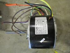 A.O SMITH 1/6 HP 115 VOLT 1 PHASE 1550 RPM AIR HANDLE ELECTRIC MOTOR- NEW