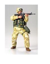 Tamiya 36308 - 1/16 Figur/Bausatz US Soldat - Desert Storm / Wüstenuniform - Neu