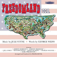 Various Artists : Freedomland U.S.A. CD (2015) ***NEW***