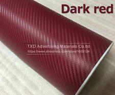 3d Green Carbon Fiber Film Vinyl Stickers Car Bodyinterior Decorations Wrapping