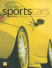 Modern Sports Cars: Roger Bell on the world's top driving machines-ExLibrary
