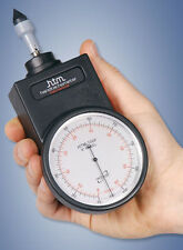 HTM-100M Hand-Held Mechanical Tachometer, 10-10,000 rpm / 1-1,000 m/min