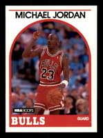 Michael Jordan Card 1989-90 Hoops #200