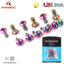KRSEC Disc Brake Rotor Screw Bolts