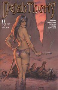 DEJAH THORIS #11 COVER C LINSNER VF/NM 2021 DYNAMITE HOHC