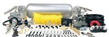 Viair 10008 Super Duty Onboard Air System Kit with 325C Compressors,Train Horns
