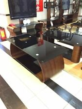 Unbranded Less than 60cm Metal Modern Coffee Tables
