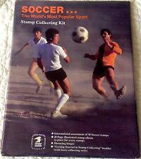 Soccer Stamp Set USPS Collector's Kit Set #856