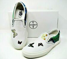 Vans Damien Hirst Butterfly Classic Slip On Vault Shoes Men's 8.5 Women's 10