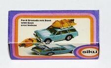 Reprobox Siku 1322 - Ford Granada mit Boot