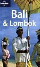 Bali and Lombok (Lonely Planet Country Guides) by Stewart, Iain Paperback Book