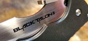 Cold Steel Black Talon 2
