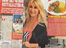 SP81 Clipping-Ritaglio 2014 Simona Tagli in cucina da quando ho smesso di..