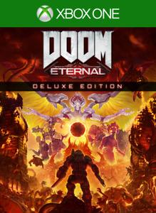 Doom Eternal - Deluxe Edition Europe Region key digital download code Xbox One