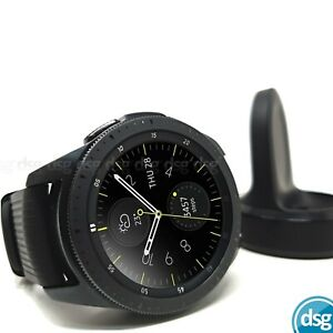 Samsung Galaxy Watch SM-R810 X - 42mm Bluetooth - Midnight Black - Smartwatch