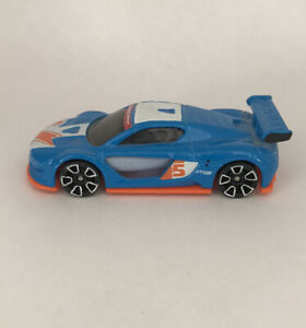 HOT WHEELS Renault RS01 (Blue) 1x Used Loose Car (Good Condition)