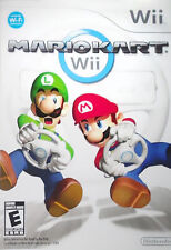 MARIO KART wii with GAME and CASE SYSTEM NINTENDO NES HQ